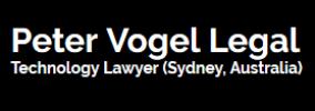 Website Developed For Peter Vogel Legal Tax Lawyers
